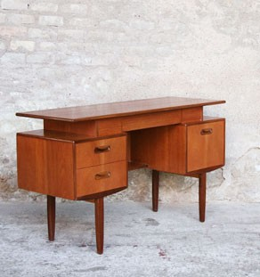 Bureau_teck_scandinave_danois_gplan_mobilier_vintage_retro_design_annee_50_60_original_gentlemen_designers_strasbourg_alsace_paris_lyon_vignette