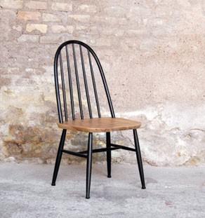Chaise_tapiovaara_noir_fauteuil_mobilier_vintage_annee_50_60_gentlemen_designers_strasbourg_paris_lyon_vignette