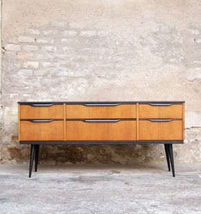 Enfilade_scandinave_teck_6_tiroirs_noir_mobilier_vintage_design_annee_50_60_gentlemen_designers_strasbourg_paris_lyon_vignette