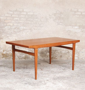 Table_repas_vintage_rectangle_teck_scandinave_mobilier_annee_50_60_bois_france_made_in_gentlemen_designers_strasbourg_alsace_francais_lyon_paris_ecologique_vignette