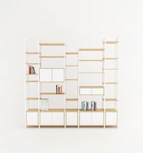 Gentlemen designers meubles style scandinave made in - Etagere murale sur mesure ...