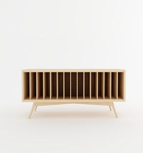 Meuble_vinyles_chene_sur_mesure_creation_120x37x40_gentlemen_designers_vignette