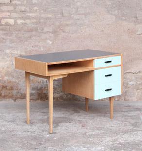 1 vintage gentlemen designers - Bureau scandinave occasion ...