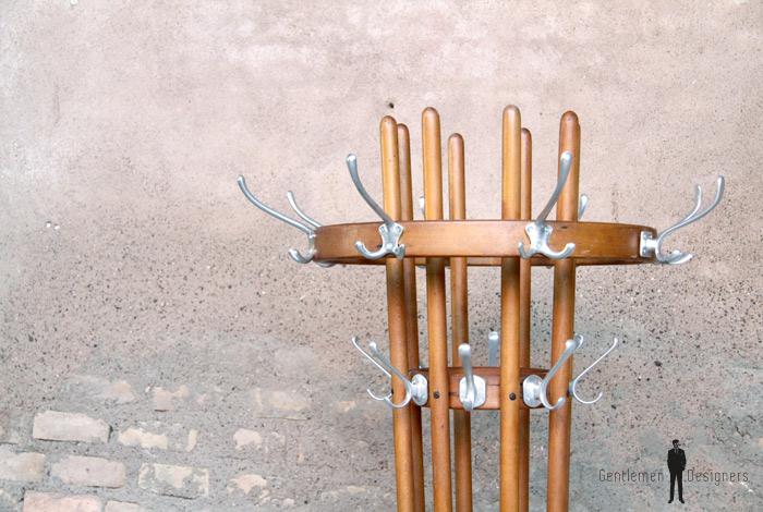Porte Manteau Ancien Bois  MyqtoCom