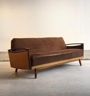 Canape_3_place_convertible_brun_mobilier_vintage_design_annee_50_60_original_gentlemen_designers_strasbourg_alsace_paris_lyon_vignette