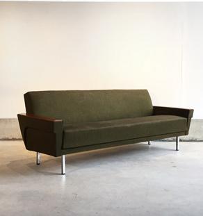 Canape_3_place_convertible_vert_mobilier_vintage_design_annee_50_60_original_gentlemen_designers_strasbourg_alsace_paris_lyon_vignette