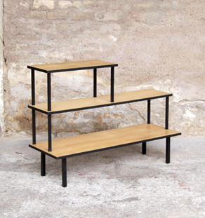 Etagere_bilbiotheque_bois_metal_vintage_mobilier_design_annee_50_60_original_gentlemen_designers_strasbourg_alsace_paris_lyon_vignette