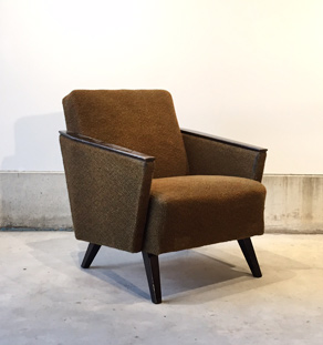 Fauteuil_vert_accoudoir_bois_mobilier_vintage_design_annee_50_60_original_gentlemen_designers_strasbourg_alsace_paris_lyon_vignette