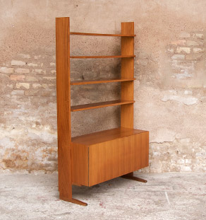 Etagère_scandinave_teck_rangement_bibliotheque_design_annee_50_60_original_gentlemen_designers_strasbourg_alsace_paris_lyon_vignette