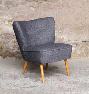 Fauteuil_cocktail_tissu_gris_scandinave_mobilier_vintage_design_annee_50_60_original_gentlemen_designers_strasbourg_alsace_paris_lyon_vignette