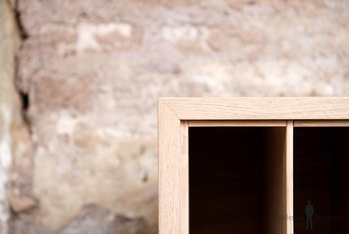 Meuble vinyle chene bois sur mesure france - Meuble made in france ...
