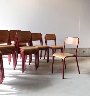 Chaise_empilable_lot_bois_ecole_metal_restaurant_mobilier_vintage_design_annee_50_60_original_gentlemen_designers_strasbourg_alsace_paris_lyon_vignette