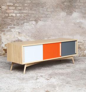 Gentlemen Designers meuble vintage et création sur mesure