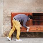 réparation restauration rénovation mobilier vintage ancien Gentlemen Designers