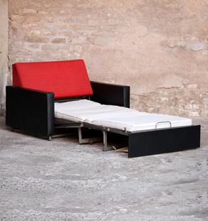 Canape_convertible_vintage_rouge_petit_studio_une_place_lit_retro_50_60_gentlemen_designers_strasbourg_alsace_paris_lyon_vignette