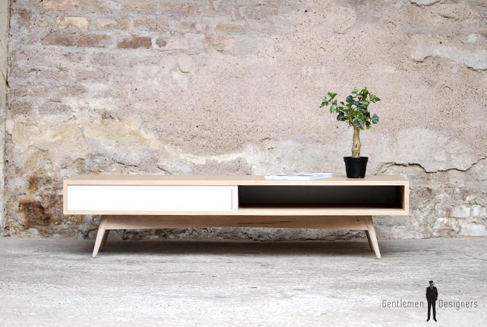 table basse design vintage. Black Bedroom Furniture Sets. Home Design Ideas