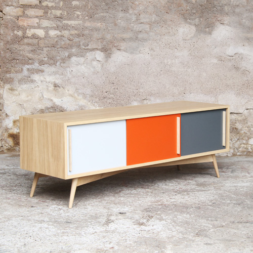 meuble sur mesure made in france scandinave