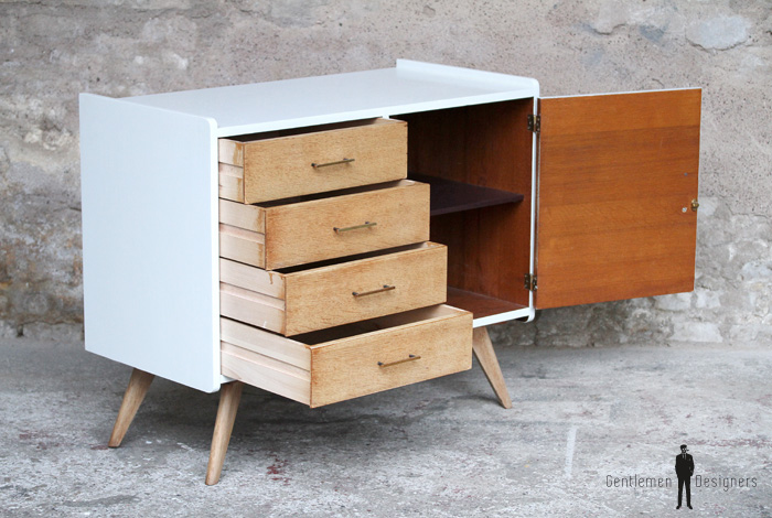meuble tv vintage scandinave – Artzeincom -> Artzein Commode