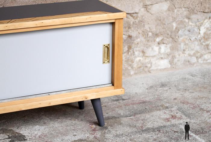Meuble Tv Vintage Ikea : » Produits » 1 – Vintage » Petits Meubles » Meuble Bas Vintage