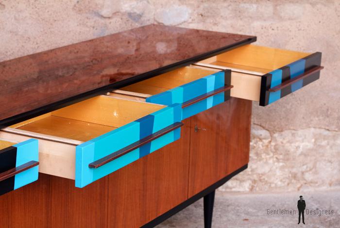 meuble tv vintage alinea – Artzein.com