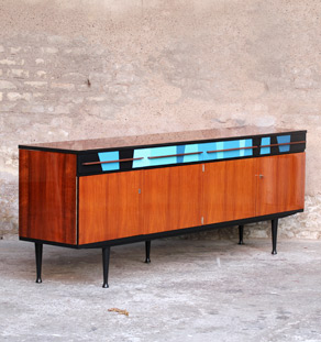 Enfilades gentlemen designers for Meuble enfilade scandinave