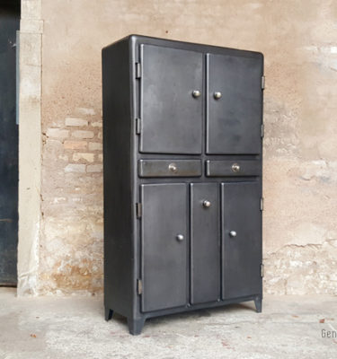 casier metal vintage fo47 jornalagora. Black Bedroom Furniture Sets. Home Design Ideas