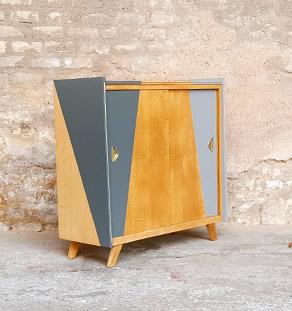 Gentlemen designers mobilier sur mesure vintage for Meubles concept lyon