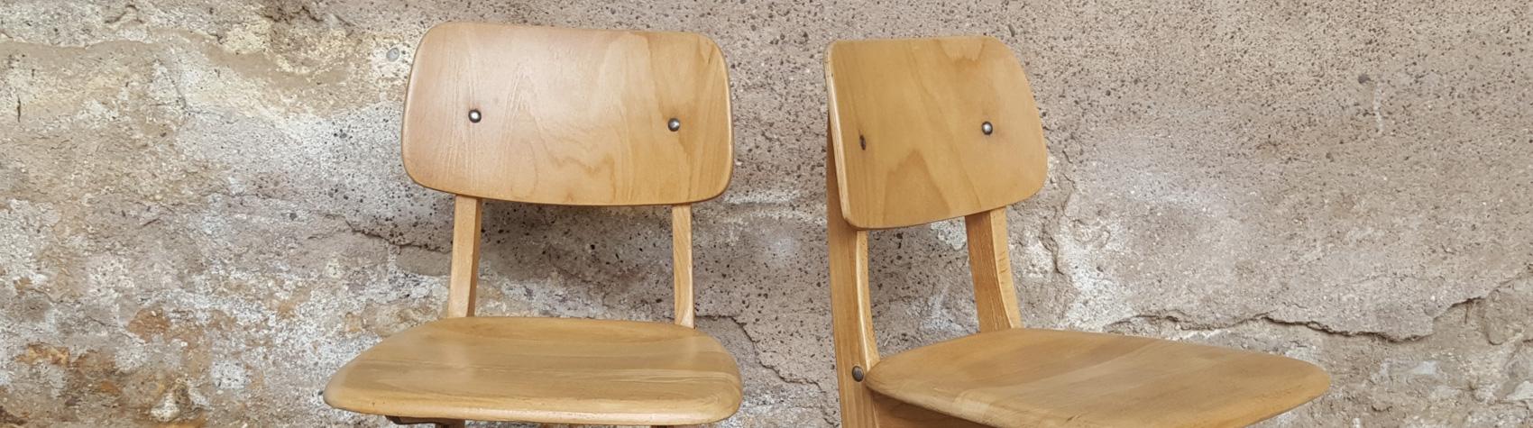 Les chaises d'enfants CASALA