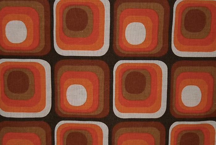 tissus annees 70 gentlemen designers. Black Bedroom Furniture Sets. Home Design Ideas