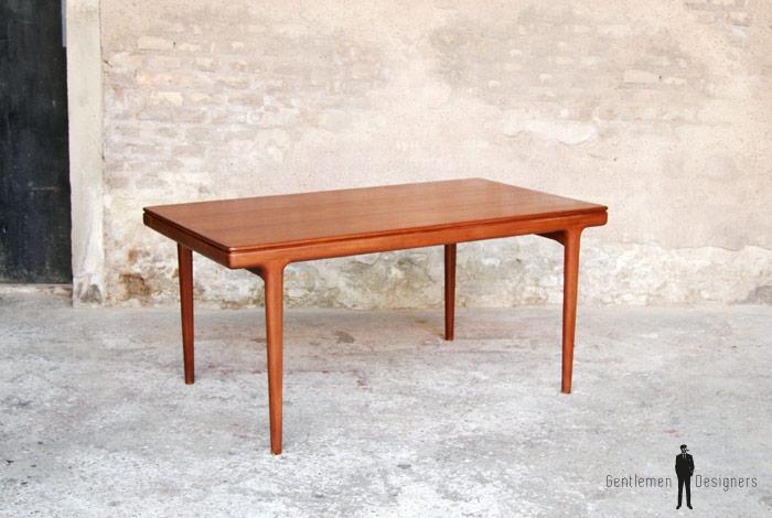 Achetez votre bureau secretaire en bois teck andorra kare