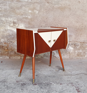 chevet_teck_vintage_graphique_bois_compas_gentlemen_designers_strasbourg_Influences_concept_store_alsace_paris_lyon_vignette