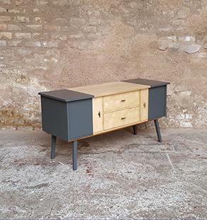 Gentlemen designers mobilier vintage et creation made in france for Meuble 60x40