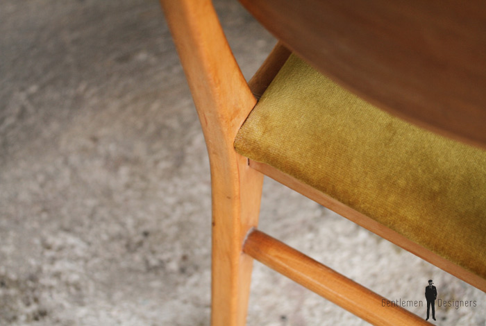 Chaise vintage scandinave mobilier