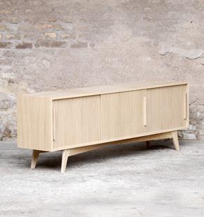 gentlemen designers meubles style scandinave made in france. Black Bedroom Furniture Sets. Home Design Ideas