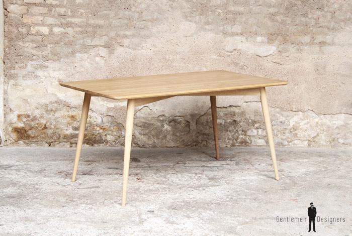 Table sur-mesure Gentlemen designers