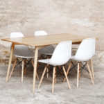 Table chenesur-mesure made in france