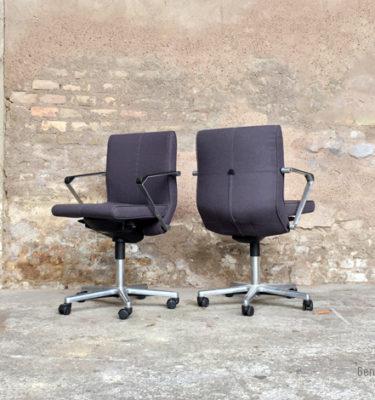 Lot de 12 fauteuils de bureau,conference Artifort, vintage