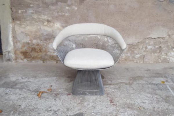 Warren-Platner-renovation-gentlemen-designers-chaise-fauteuil