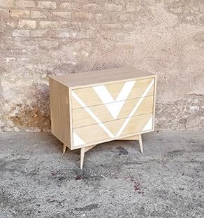 commode_3_tiroirs_motif_graphique_blanc_triangle_chene_push_sur_mesure_vintage_unique_original_gentlemen_designers_strasbourg_paris_alsace_handschuheim_bas-rhin_france-vignette