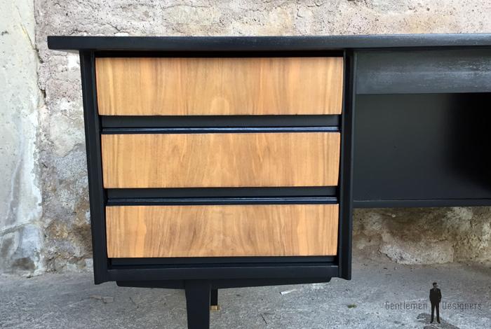 AnnÉe calendrier perpÉtuel bureau vintage socle bakélite noir