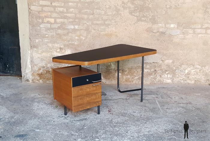 Bureau tiroirs bois acier happy vente de kare design conforama