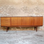Enfilade buffet vintage, scandinave, teck J.Andersen,mobelfabrik