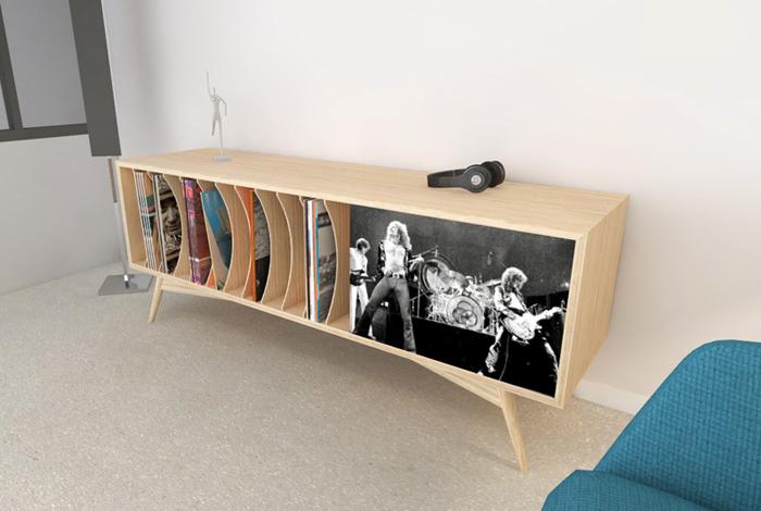 meuble sur mesure cr par nous spcialement pour vous et pour mettre en valeur votre collection le petit plus vous pouvez choisir une porte imprime