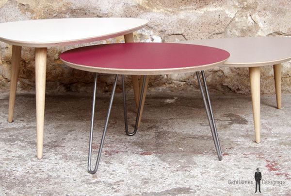 Table_basse_tripode_couleur_trio_creation_sur_mesure_made_in_france_chene_bois_clair_couleur_mobilier_vintage_design_annee_50_60_original_gentlemen_designers_strasbourg_alsace_paris_lyon_01