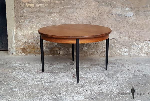table_manger_ronde_pieds_noir_teck_vintage_unique_original_gentlemen_designers_strasbourg_paris_alsace_handschuheim_bas-rhin_france-(2)