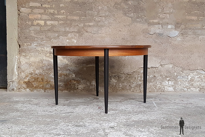 table_manger_ronde_pieds_noir_teck_vintage_unique_original_gentlemen_designers_strasbourg_paris_alsace_handschuheim_bas-rhin_france-(3)