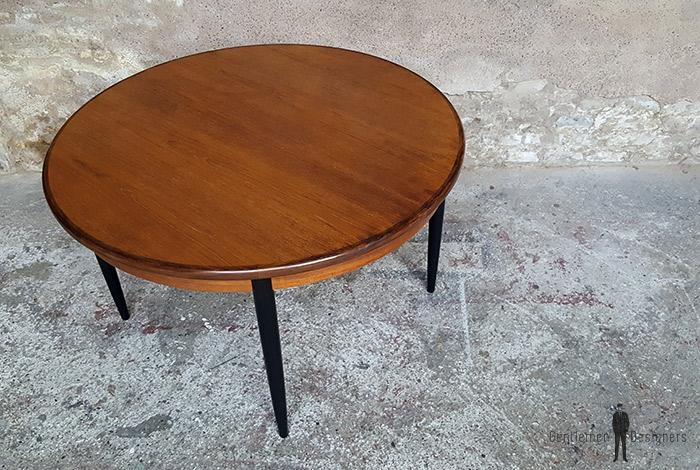 table_manger_ronde_pieds_noir_teck_vintage_unique_original_gentlemen_designers_strasbourg_paris_alsace_handschuheim_bas-rhin_france-(5)