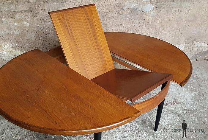 table_manger_ronde_pieds_noir_teck_vintage_unique_original_gentlemen_designers_strasbourg_paris_alsace_handschuheim_bas-rhin_france-(6)