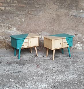 Paire_chevet_vert_frene_vintage_tiroir_gentlemen_designers_strasbourg_alsace_paris_vignette