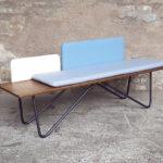 Banc_chene_tissu_bleu_blanc_gris_banquette_mobilier_vintage_sur_mesure_creation_design_annee_50_60_fabriquer_france_made_in_gentlemen_designers_strasbourg_alsace_francais-(8)